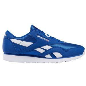"""Classic Nylon """"Blue/White"""" Men's Shoe Size 10"""